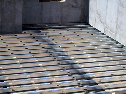 Advanced Floor Concepts Gt Structural Floors Gt Steel Joist